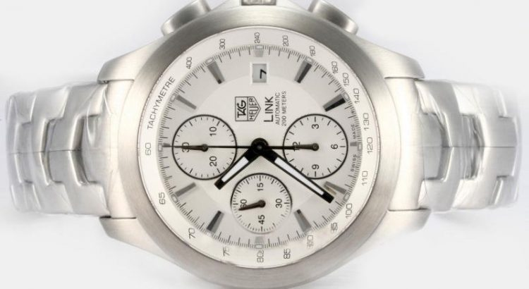 Tag-Heuer-Link-White-Dial-Watch-42